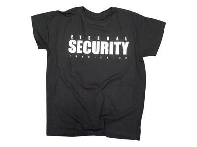 ETERNAL SECURITY LADIES TSHIRTS