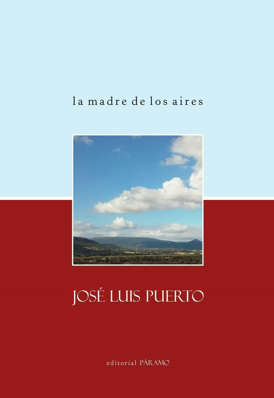La madre de los aires, de José Luis Puerto