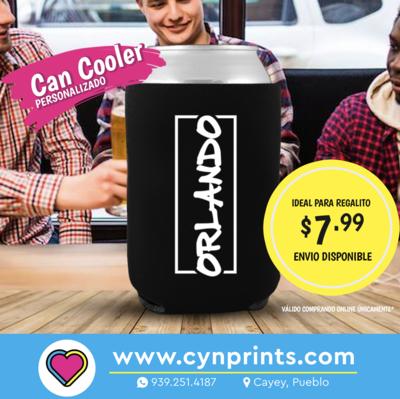 Personalizado Can Cooler