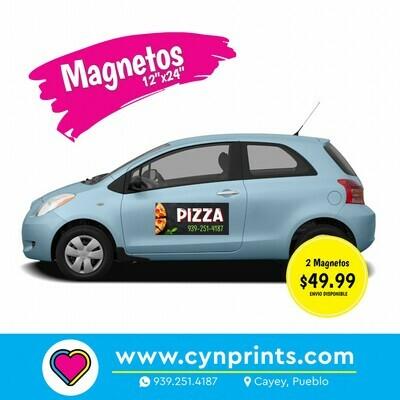 Magnetos para auto