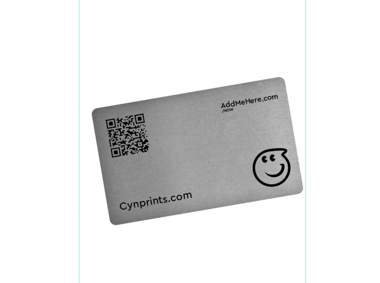AddmeHere Card