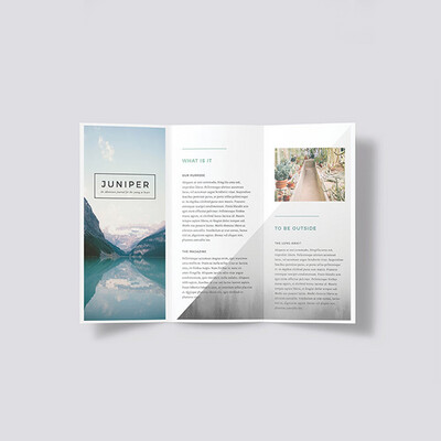 Brochures Economico