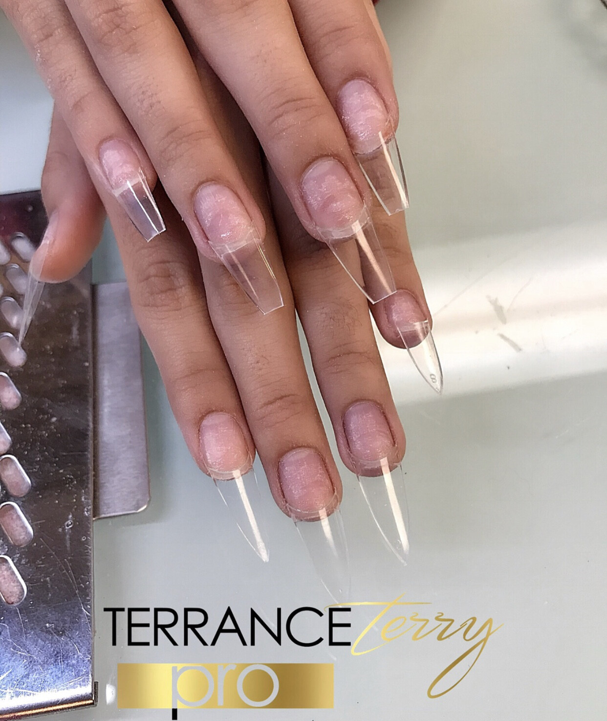 Ultimate Precision Nail Extensions
