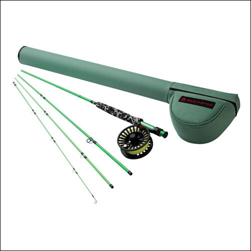 REDINGTON Youth Minnow Combo