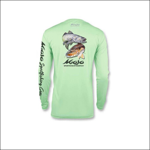 MOJO Performance Redfish & Trout