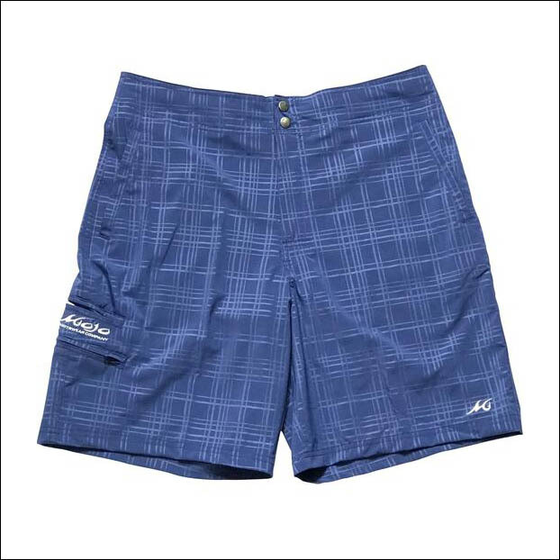 MOJO Plaid Tec Peformance Shorts