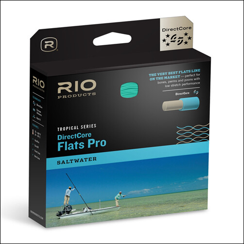 RIO DC Flats Pro - 15' Clear Tip
