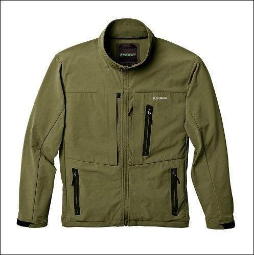 SAGE Quest Softshell Jacket