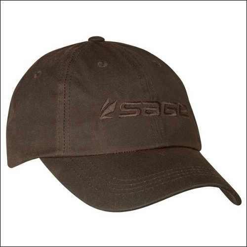SAGE Waxed Cap - Cotton Coffee