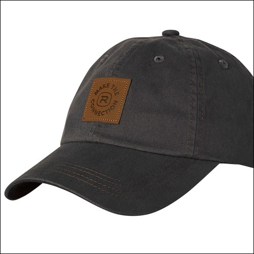 RIO Make The Connection Cap - Graphite