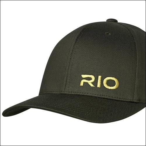 RIO Flex Fit Cap - Olive