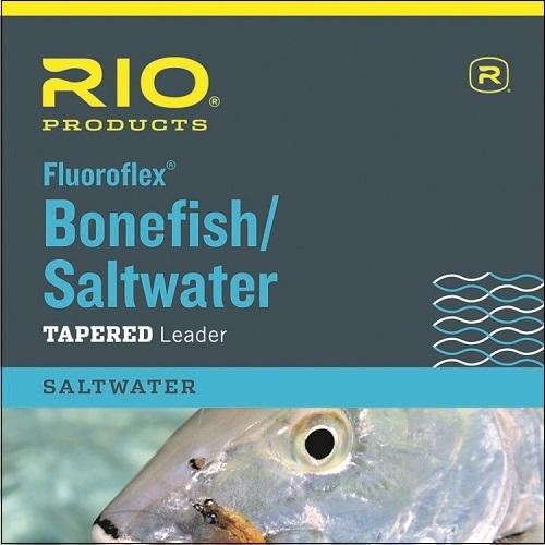 RIO Fluoroflex Bonefish / Saltwater Leader