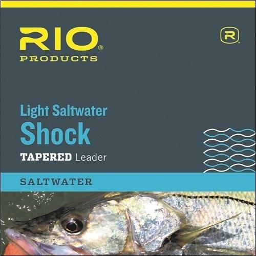 RIO Light Saltwater Shock Leader