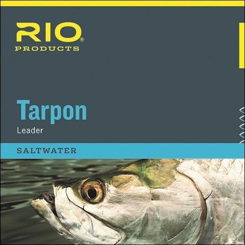 RIO 6ft Tarpon Leaders FLUORO 3pack