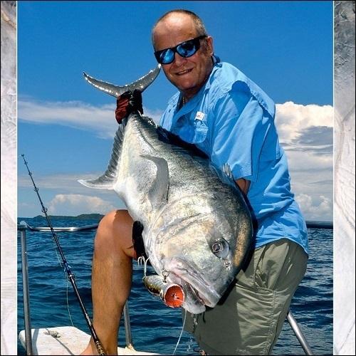 Destination Angler - Dave Lewis