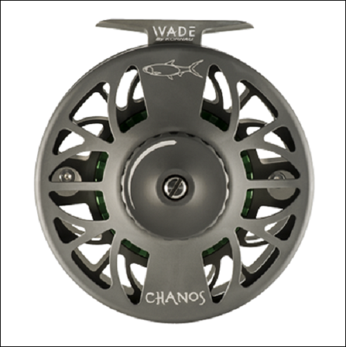 WADE CHANOS #10