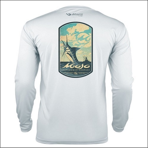 MOJO Sportswear Horizon Catch Wireman - Long Sleeve