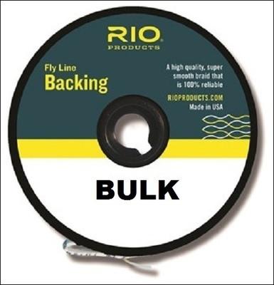 RIO FLY LINE BACKING - DACRON - 5000YD SPOOLS