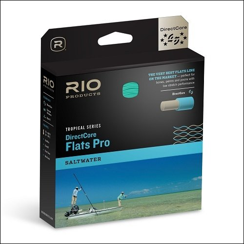 RIO DC Flats Pro - Stealth Tip Clear
