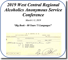 West Central Regional Conference - 2019