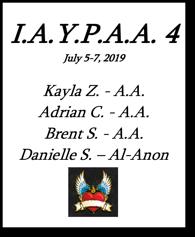 IAYPAA 4 - 2019