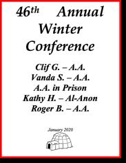 46th Annual Winnipeg Winter Conference  - 2020