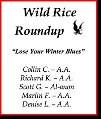 Wild Rice Roundup - 2020