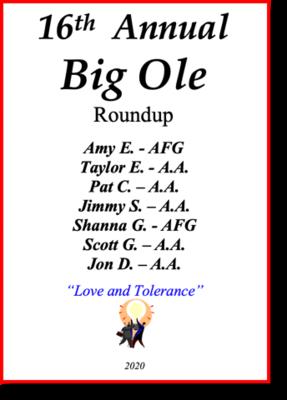 Big Ole Roundup - 2020