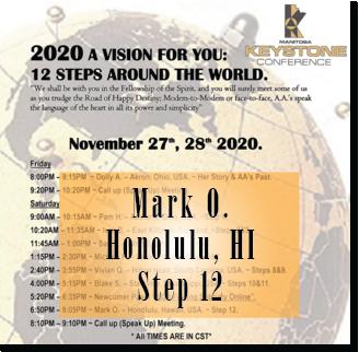 Mark O. - Honolulu, HI - Keystone Roundup - Step 12