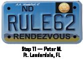 Peter M. - Step 11 - Rule 62 Rendezvous