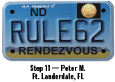 Peter M. - Step 11 - Rule 62 Rendezvous