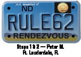 Peter M. - Steps 1 & 2 - Rule 62 Rendezvous