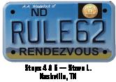 Steve L. - Steps 4 & 5 - Rule 62 Rendezvous