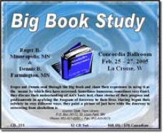 Big Book Study - LaCrosse, WI