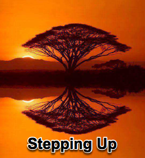 Stepping Up - 9/18/13