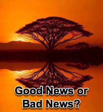 Good News - Bad News? - 4/17/13