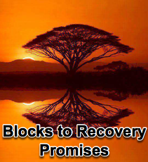 Blocks to Recovery - Promises - 7/20/11