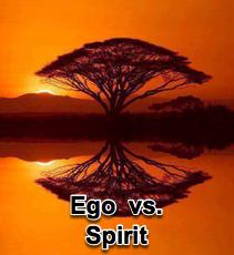 Ego versus Spirit - 3/18/09