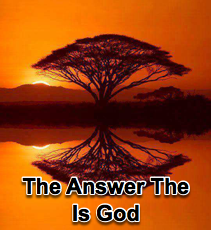 The Answer, then, is God - 11/18/08