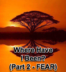 Where Have I Been? (Part 2 - FEAR) - 5/21/08