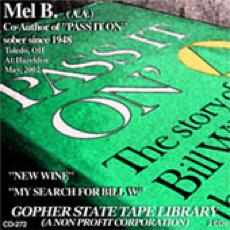 New Wine - Mel B.