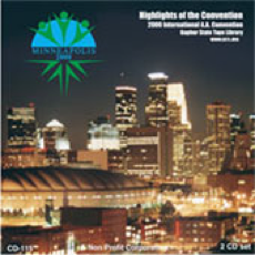 Highlights, 2000 International Convention