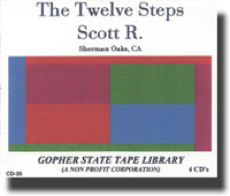 The Twelve Steps - Scott R.