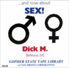 . . . And Now About Sex - Dick M.