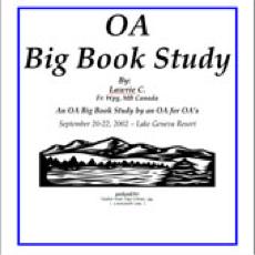 OA Big Book Study - Lawrie C.