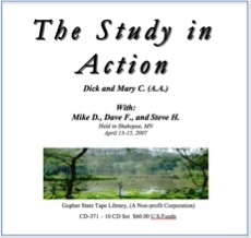 Study and Action Group - 2007