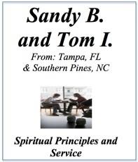Spiritual Principles & Service