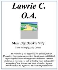 OA Mini Big Book & Story - Lawrie C.