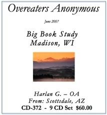 Madison Big Book Study - Harlan G.