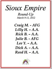 Sioux Empire - 2012